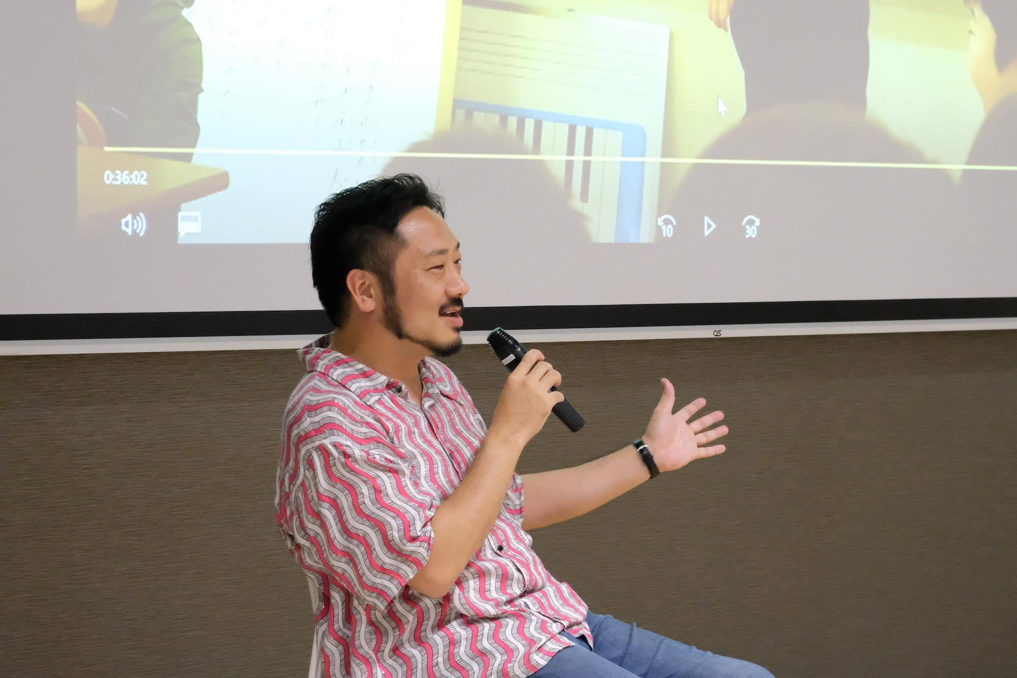 川瀬慈(国立民族学博物館准教授) photo:當麻妙