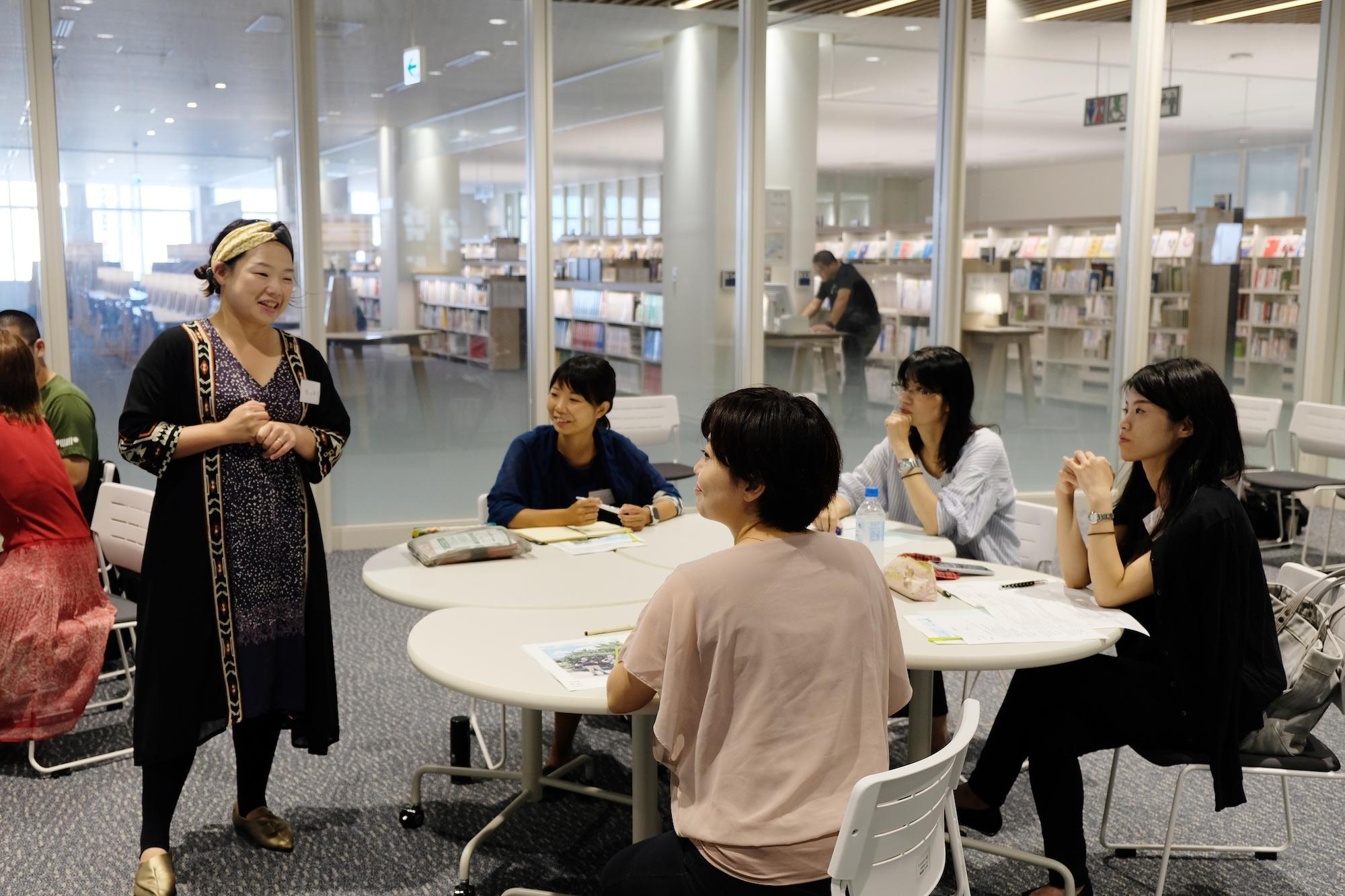 福田裕美(東京音楽大学准教授) photo:當麻妙